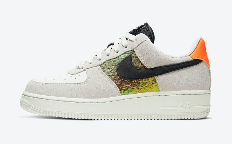 Tenisky Nike Air Force 1 Low Iridescent Snakeskin