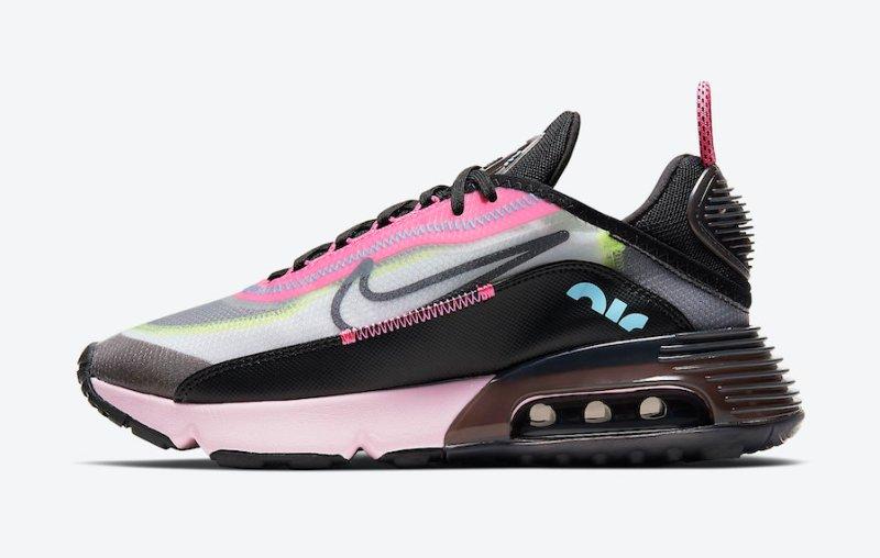 Tenisky Nike Air Max 2090 Pink Foam CW4286-100