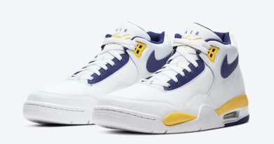 Tenisky Nike Flight Legacy University Gold