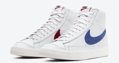 Tenisky Nike Blazer Mid '77 Snakeskin Swoosh