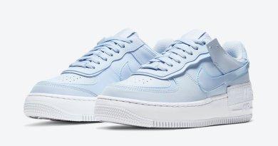 Tenisky Nike Air Force 1 Shadow Hydrogen Blue