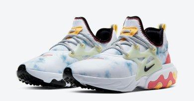 Tenisky Nike React Presto Alien CW7303-900