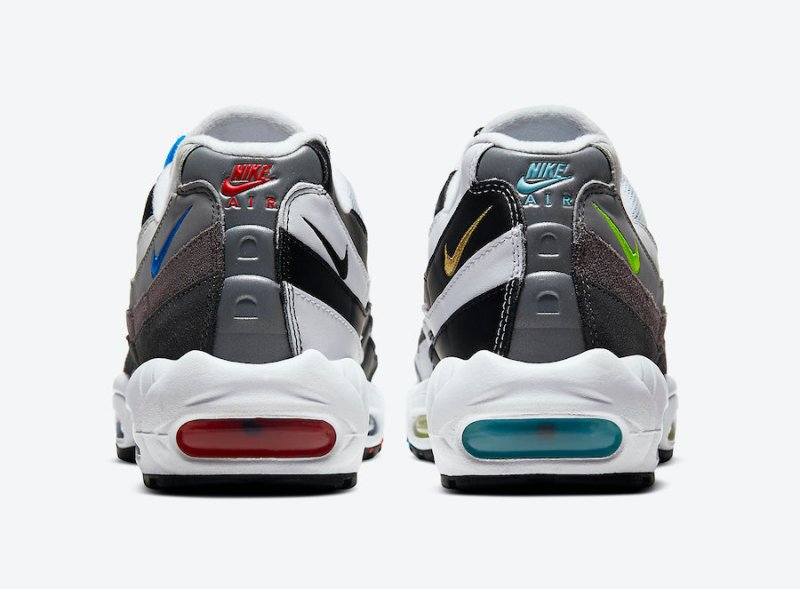 Tenisky Nike Air Max 95 Greedy 2.0 CJ0589-001