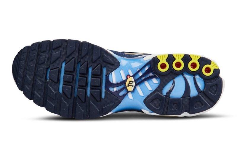 Tenisky Nike Air Max Plus Golden Yellow