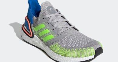 Tenisky adidas Ultra Boost 2020 Signal Green