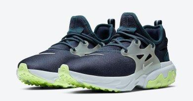 Tenisky Nike React Presto Obsidian CK4538 400