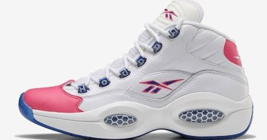 Tenisky Reebok Question Mid Pink Toe FX7441