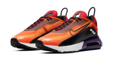 Tenisky Nike Air Max 2090 Magma Orange BV9977-800