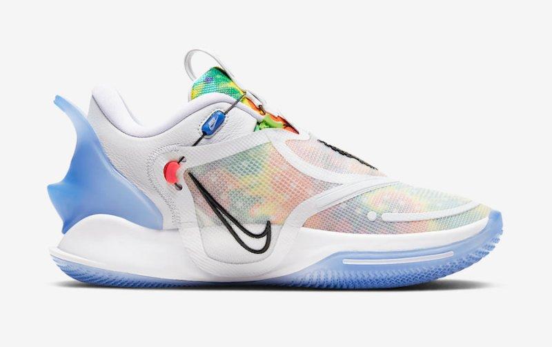 Tenisky Nike Adapt BB 2.0 Tie-Dye BQ5397-100