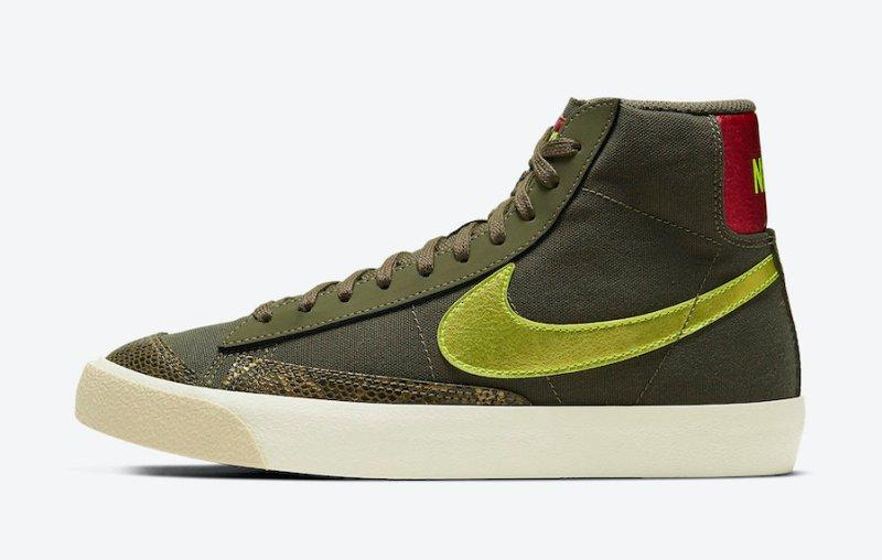 Tenisky Nike Blazer Mid '77 WMNS CZ0462-200