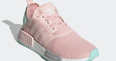 Tenisky adidas NMD R1 Icey Pink FX7198