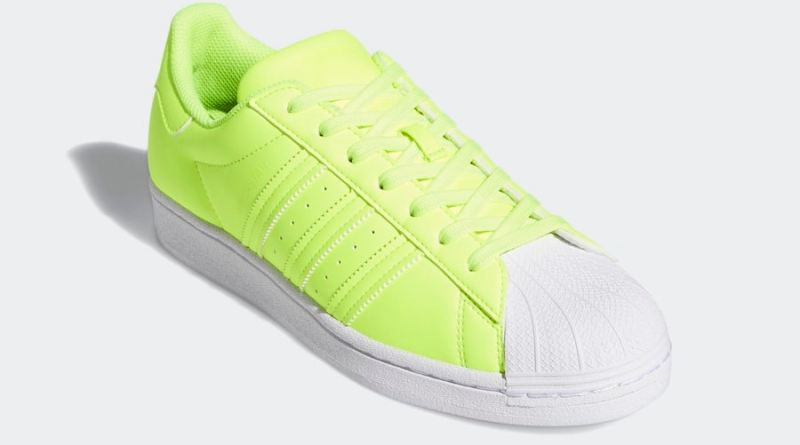 Tenisky adidas Superstar Solar Yellow FY2744