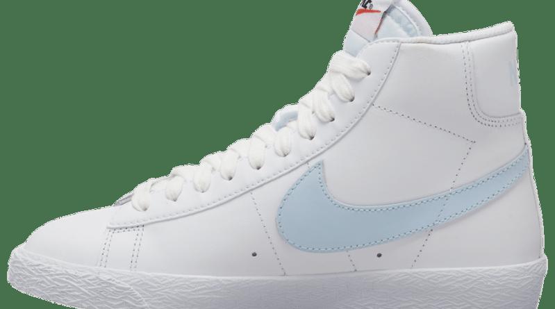 Tenisky Nike Blazer Mid Baby Blue CZ7531-102