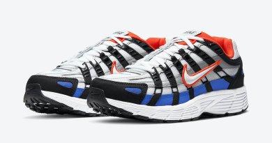 Tenisky Nike P-6000 Team Orange CD6404-008