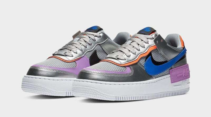 Tenisky Nike Air Force 1 Shadow CW6030-001