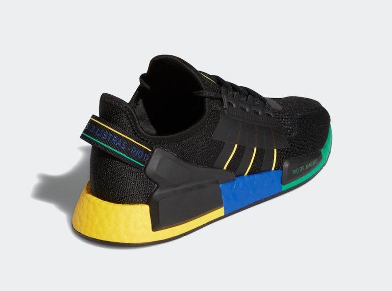 Tenisky adidas NMD R1 V2 Rio de Janeiro FY1255