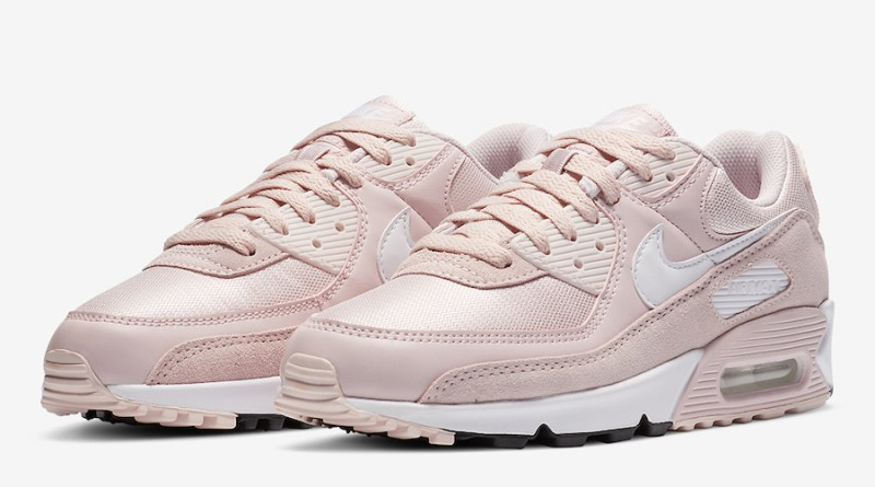 Tenisky Nike Air Max 90 Barely Rose CZ6221-600
