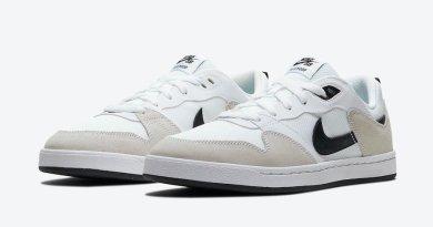 Tenisky Nike SB Alleyoop White Black CJ0882-100