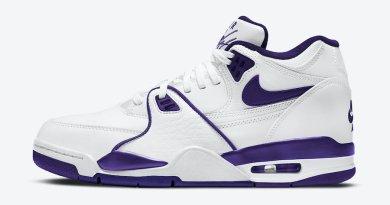 Tenisky Nike Air Flight 89 Court Purple CN0050-101