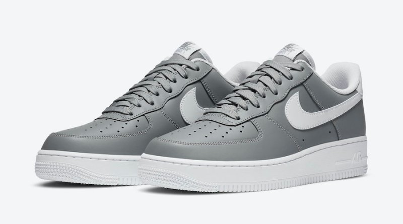 Tenisky Nike Air Force 1 Low Wolf Grey CK7803-001