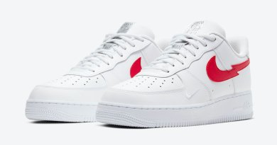 Tenisky Nike Air Force 1 Low Euro Tour CW7577-100