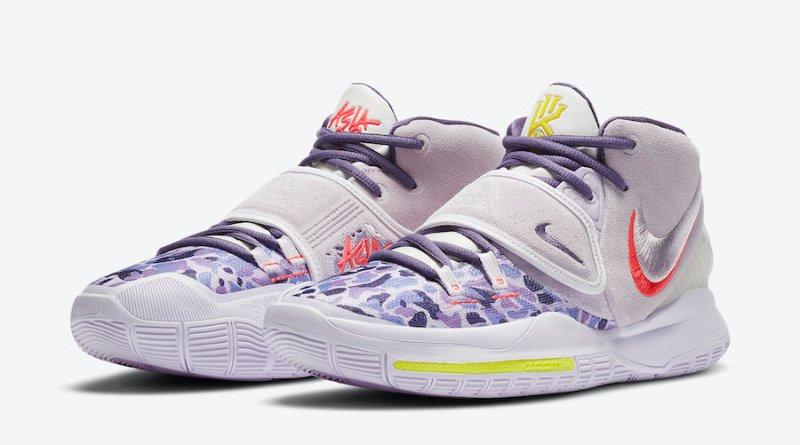 Tenisky Nike Kyrie 6 Asia Irving CD5031-500