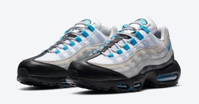 Tenisky Nike Air Max 95 Laser Blue CZ8684-001