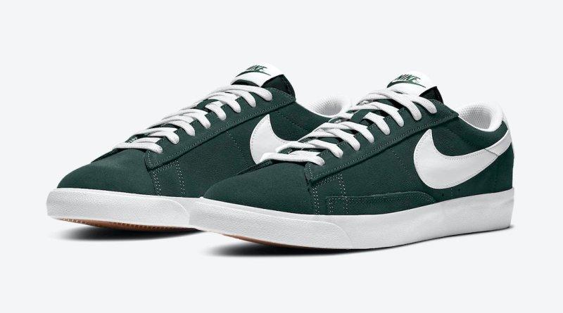 Tenisky Nike Blazer Low Green White CZ4703-300
