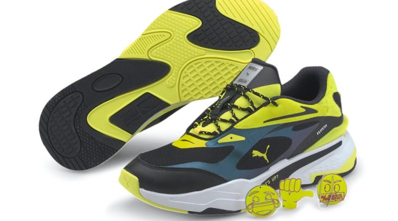 Tenisky PUMA RS-Fast Black Yellow 375374-01