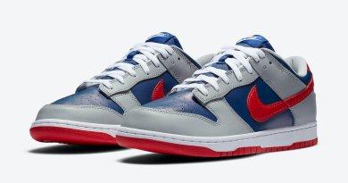 Tenisky Nike Dunk Low Blue Silver CZ2667-400