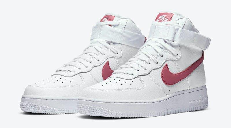 Tenisky Nike Air Force 1 High White 334031-116