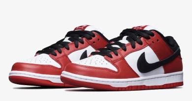 Tenisky Nike SB Dunk Low Pro Chicago BQ6817-600