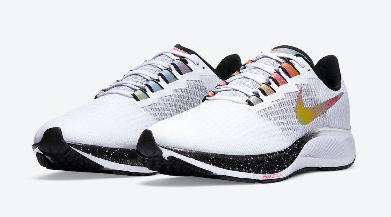 Tenisky Nike Air Zoom Pegasus 37 White CZ7864-100