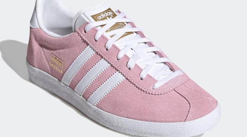 Tenisky adidas Gazelle OG Clear Pink FV7750
