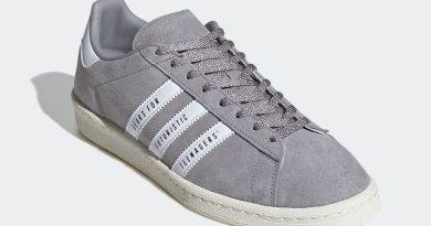 Tenisky Human Made x adidas Campus Grey FY0733