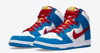 Tenisky Nike SB Dunk High Doraemon CI2692-400