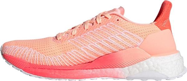 Běžecká dámská obuv adidas Solar Boost 19 FW7822 oranžová