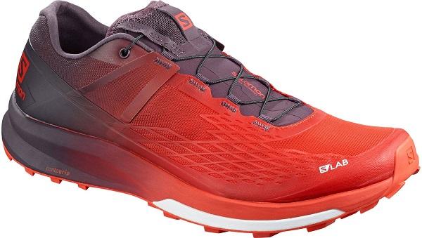 Trailové dámské boty Salomon S LAB Ultra 2 L40927200 červené