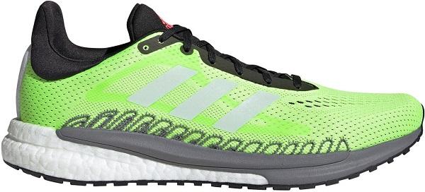 Běžecká pánská obuv adidas Solar Glide 3 FX0100 zelené