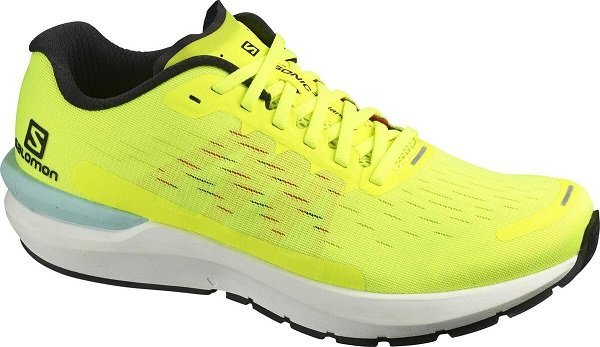 Běžecká pánská obuv Salomon Sonic 3 Balance L41127300 zelené