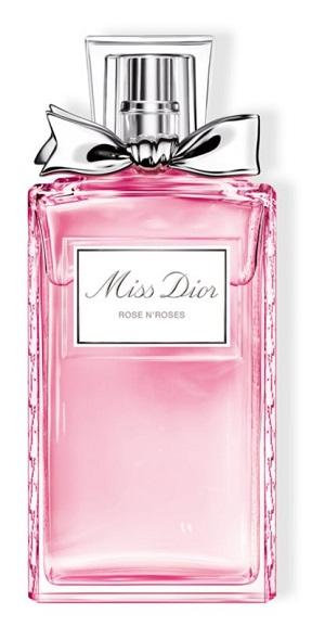 Miss Dior Rose N'Roses toaletní voda pro ženy