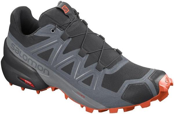 Trailová pánská obuv Salomon Speedcross 5 L41116600 černé