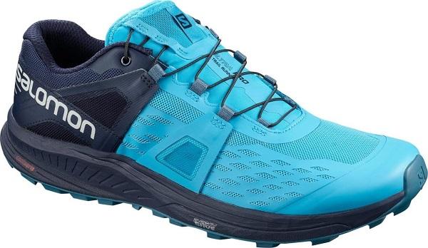 Trailová pánská obuv Salomon Ultra Pro L40802400 modré