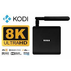 Multimediální centrum Tesla MediaBox X900 Pro 8K HDR