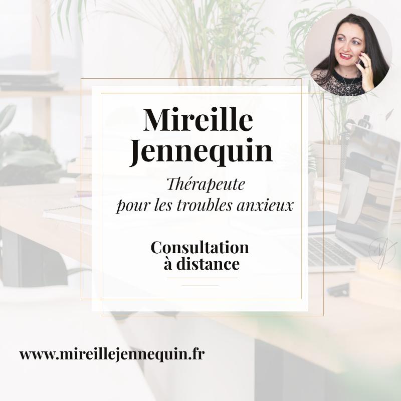 Mireille Jennequin - Anxiologue- Consultation à distance