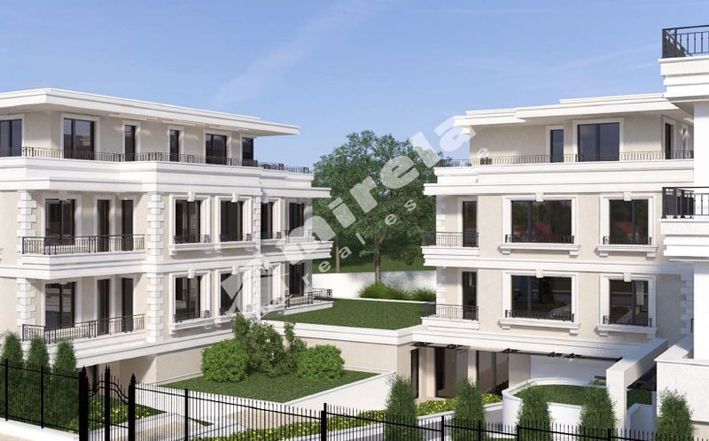 Apartments for sale Gated type complex city of Sofia Krastova vada