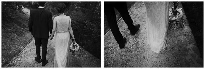 intimate wedding in zagreb mirelabauer photo
