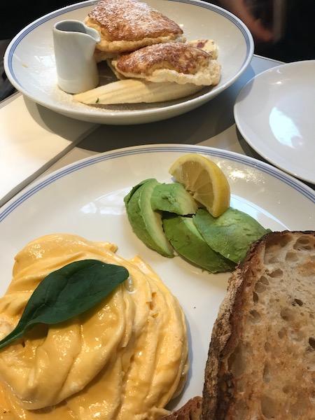 Onde tomar café da manhã em Londres