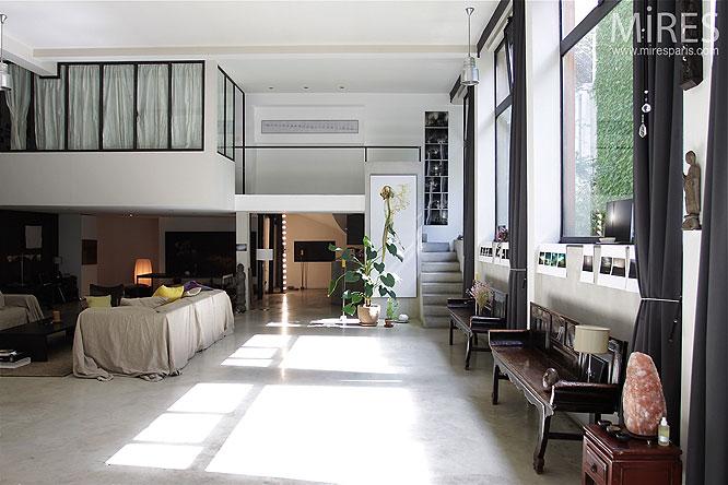 decorative tiles for kitchen farmhouse islands open space moderne. c0087 | mires paris