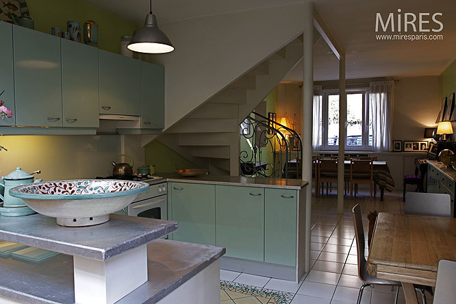 cuisine moderne ouverte